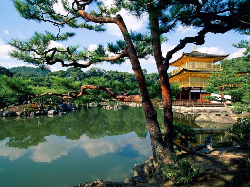 日本建筑壁纸