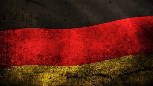 德国国旗高清壁纸