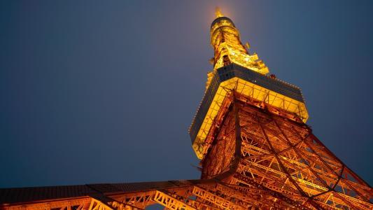 艾菲尔铁塔高清壁纸