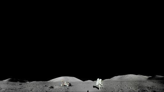 月球任务高清壁纸