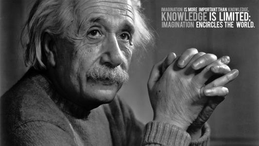 阿尔伯特·爱因斯坦高清壁纸