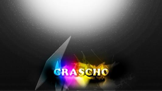彩色的CraschO壁纸