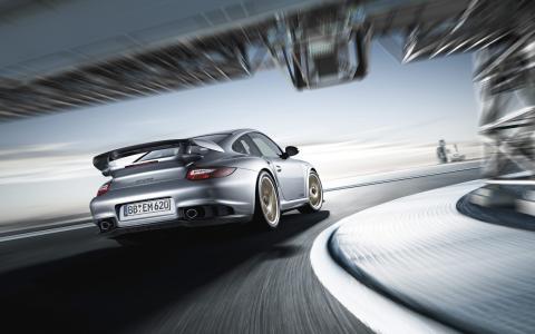 保时捷911 GT2 RS壁纸