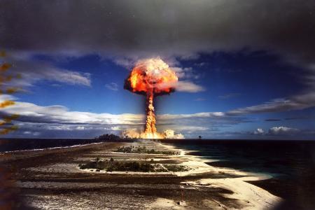 核爆炸壁纸