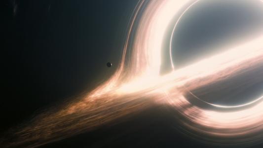星际黑洞高清壁纸