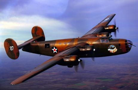 B-24解放者壁纸