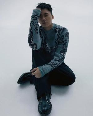 李易峰帅气撩人写真