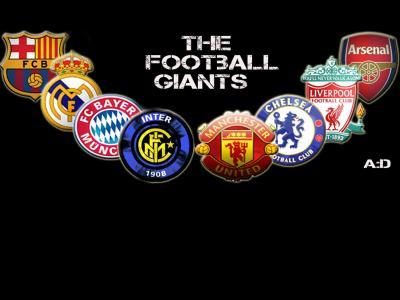 最佳足球俱乐部壁纸
