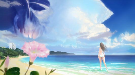 动漫风景高清壁纸