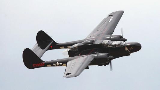 第二次世界大战飞机高清壁纸