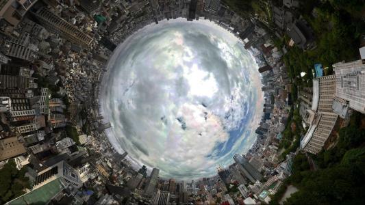 360度的照片高清壁纸