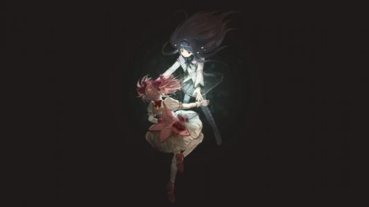 魔法少女小圆☆魔法高清壁纸