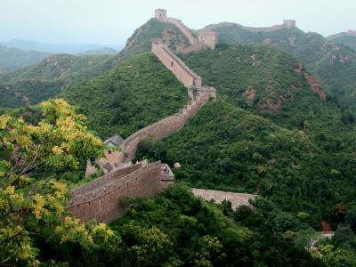 中国的长城壁纸