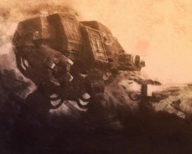 太空海洋Dreadnought壁纸