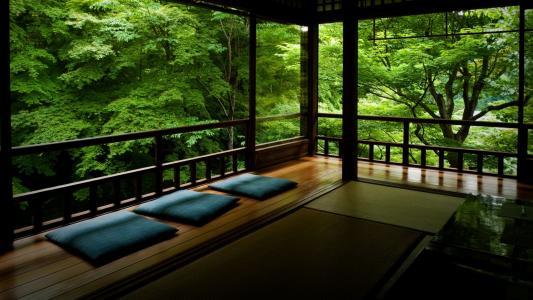 日本房子室内高清壁纸