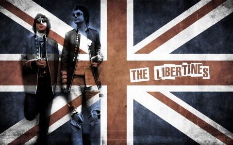 Libertines壁纸