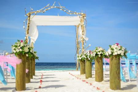七夕情人节结婚圣地
