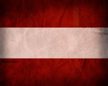 奥地利国旗壁纸