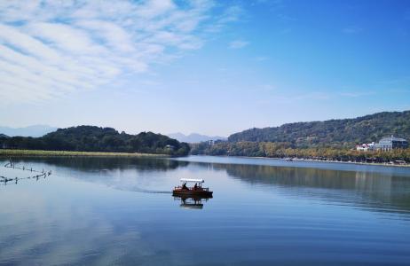 杭州西湖迷人风光
