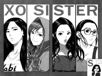 XO姐妹壁纸