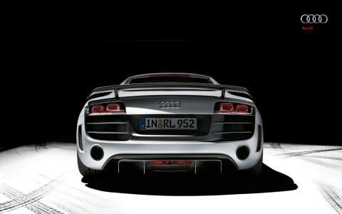 奥迪R8 GT壁纸