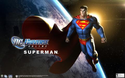 DC宇宙在线壁纸