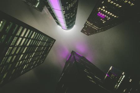 摩天大楼壁纸