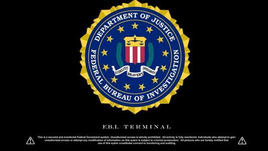 Fbi终端壁纸