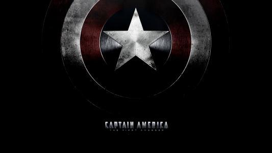 美国队长高清壁纸