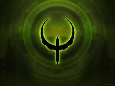 地震绿色标志壁纸
