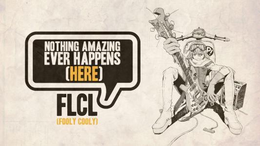 FLCL壁纸