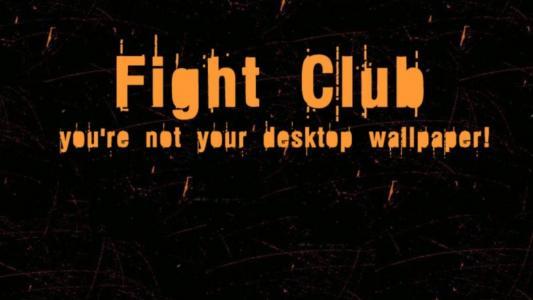搏击俱乐部壁纸