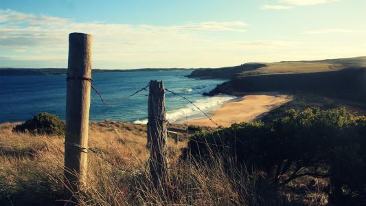 海滩高清壁纸