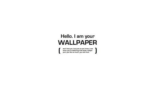 有趣的壁纸