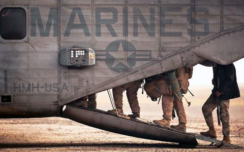 我们海军陆战队壁纸
