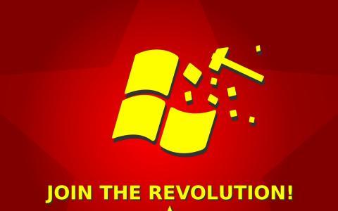 加入革命壁纸