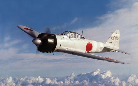日本第二次世界大战飞机壁纸