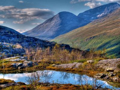挪威风景壁纸