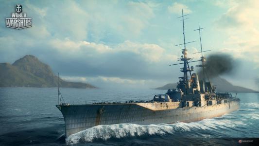 世界的军舰高清壁纸