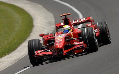 法拉利F1壁纸