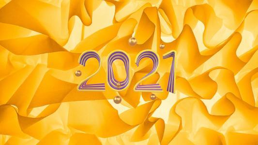 2021简单创意配图