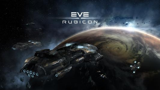 EVE Online Rubicon壁纸