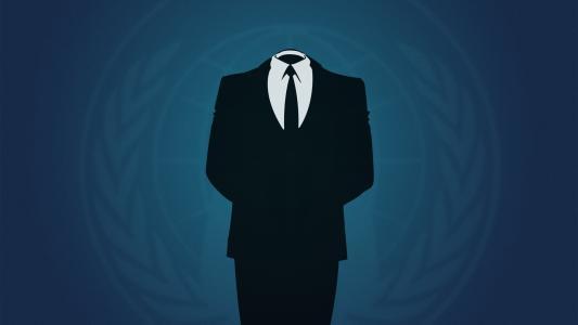 匿名高清壁纸