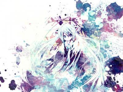 Vocaloid初音未来壁纸