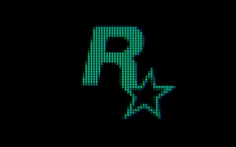Rockstar标志壁纸