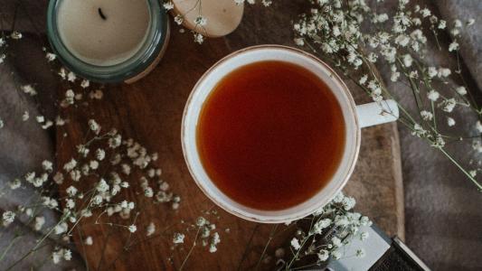 醇香美味的红茶