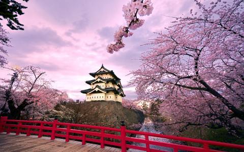日本风景壁纸