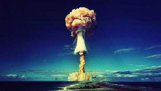 原子爆炸高清壁纸