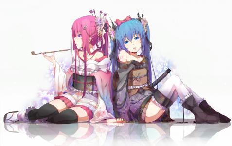 Vocaloid壁纸