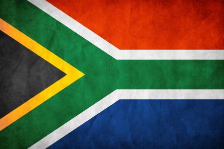南非国旗壁纸